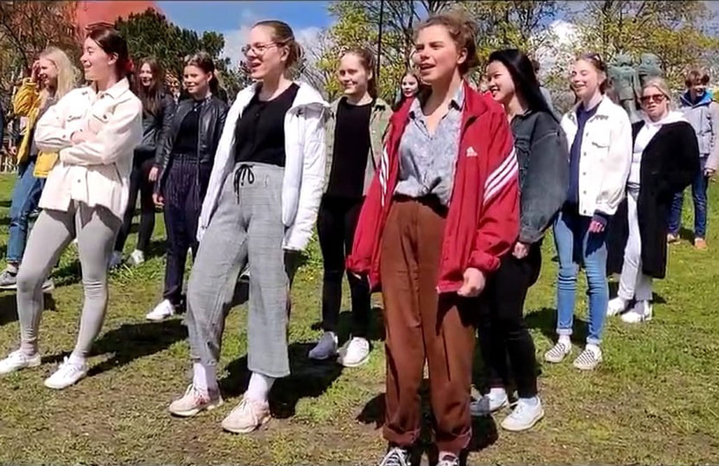Schulchor Finnland