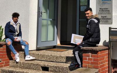 Jugendmigrationsdienste arbeiten online weiter