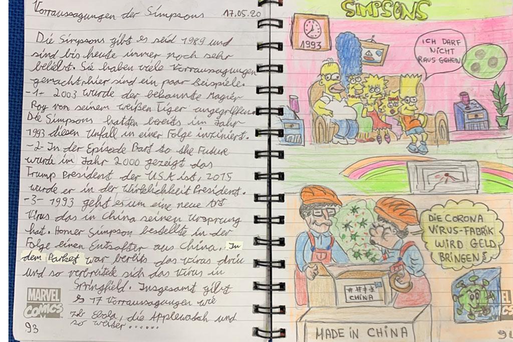 Rayens Tagebuch