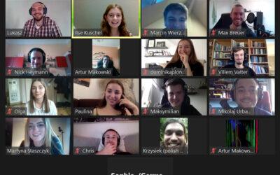 Kennenlernspiele per Videokonferenz