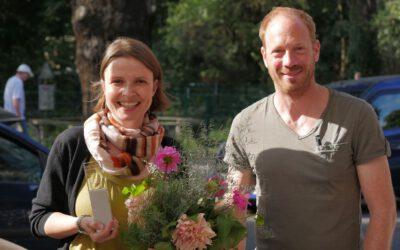 Dr. Tanja Kasischke ist Gewinnerin des Deutschen Lesepreises 2020