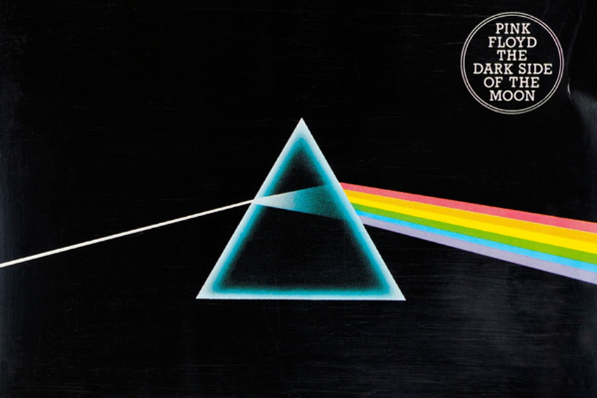 Cover Dark side of the moon