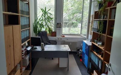 Neues Büro – neue Adresse