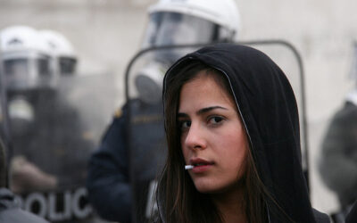 Blick hinter die Kulissen der griechischen Jugend und Jugendmedien